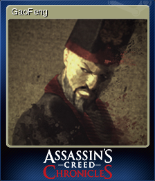 Assassin's Creed Chronicles China Card 2