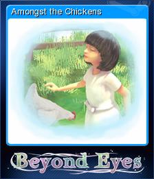 Beyond Eyes Card 4