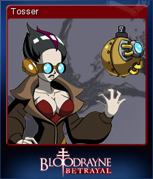 BloodRayne Betrayal Card 12