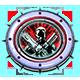 Chainsaw Warrior Badge 4