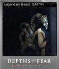 Depths of Fear Knossos Foil 1