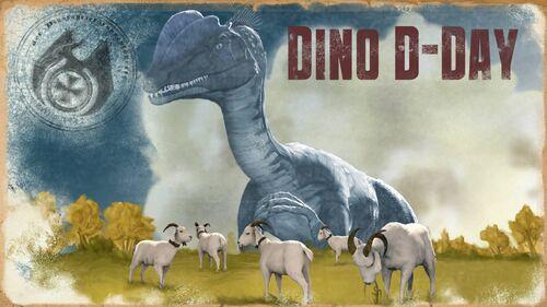 Dino D-Day Artwork 2