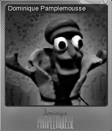 Dominique Pamplemousse Foil 1