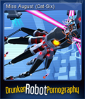 Drunken Robot Pornography Card 5