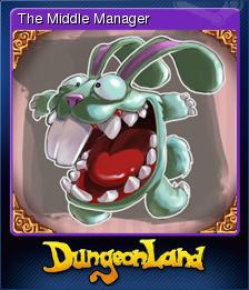 Dungeonland Card 7