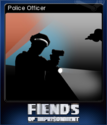 Fiends of Imprisonment Card 5