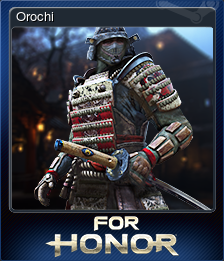 For Honor Card 05