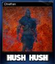 Hush Hush - Unlimited Survival Horror Card 01