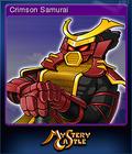 Mystery Castle Card 2