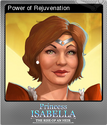 Princess Isabella The Rise of an Heir Foil 4