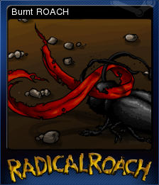 RADical ROACH Deluxe Edition Card 07