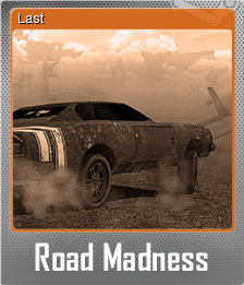 Road Madness Foil 8
