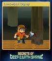 Secrets of Deep Earth Shrine Card 1