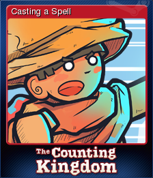 The Counting Kingdom Card 07
