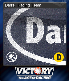 Victory The Age of Racing Card 5