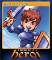 A Lenda do Herói Card 1