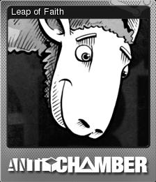 Antichamber Foil 2