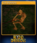 Beyond Dimensions Card 3