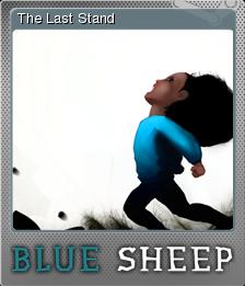 Blue Sheep Foil 3
