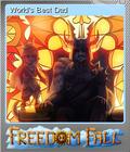 Freedom Fall Foil 4
