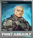Ghost in the Shell Stand Alone Complex - First Assault Online Foil 1