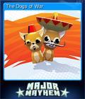Major Mayhem Card 05