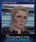 Monumental Card 6