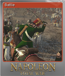 Napoleon Total War Foil 1