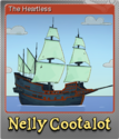 Nelly Cootalot The Fowl Fleet Foil 5