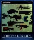 Orbital Gear Card 3