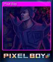 Pixel Boy Card 05