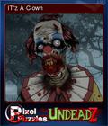 Pixel Puzzles UndeadZ Card 04
