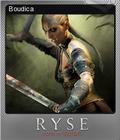 Ryse Son of Rome Foil 02