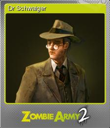 Sniper Elite Nazi Zombie Army 2 Foil 3