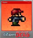 The Escapists The Walking Dead Foil 2