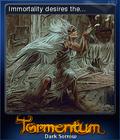 Tormentum Dark Sorrow Card 3