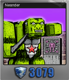 3079 Block Action RPG Foil 2