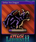 Attack of the Labyrinth + Card 4