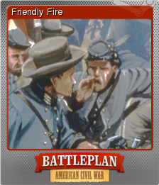 Battleplan American Civil War Foil 6