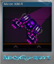 Broken Bots Foil 8