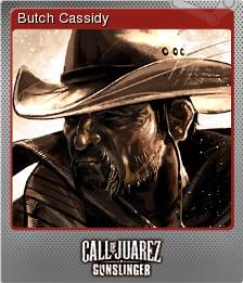 Call of Juarez Gunslinger Foil 3