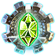 Crystals of Time Badge 3