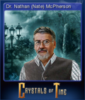 Crystals of Time Card 1