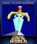 Cthulhu Saves the World Card 6