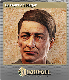 Deadfall Adventures Foil 06