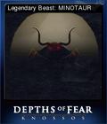 Depths of Fear Knossos Card 8