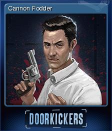 Door Kickers Card 2