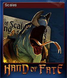 Hand of Fate Card 7