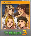 Heileen 3 New Horizons Foil 12