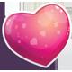 Highschool Romance Badge 3